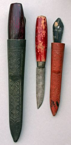 Knife Talk by Per Thoresen: Bergans mora knives