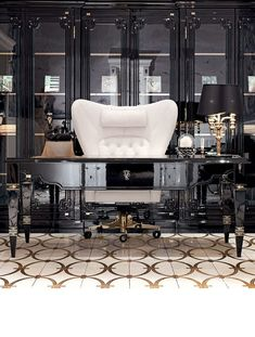 Trendy Home Office Inspiration Ideas Layout