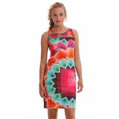 8849b9d34e788 Robe Margaret  Desigual vendu par l Arche de la Mode  larchedelamode Blog  Mode