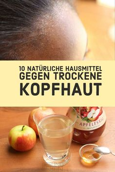 10 Natürliche Hausmittel gegen trockene Kopfhaut Many people experience the uncomfortable feeling of a dry scalp. The scalp contains sebaceous glands that produce oil to keep them moist. Good Health Wishes, Dry Scalp Remedy, Angled Hair, Top Hair Salon, Beauty Tips Easy, Thick Coarse Hair, Biotin Hair, Oily Scalp, Diy Shampoo
