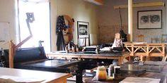 LA CEIBA GRAFICA talleres litografia