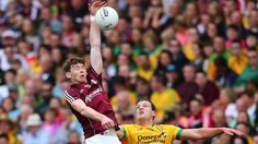 Galway's Thomas Flynn and Michael Murphy of Donegal both feature on the alternative team of the year