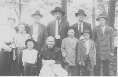 Mamaw Hendrix mother and siblings
