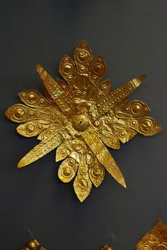 Jewelry or Decoration MYCENAEAN CULTURE,14TH CENT.BC ARCHEOLOGICAL MUSEUM  OF  ATHENS