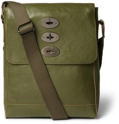 MulberryBrynmore Leather Messenger Bag