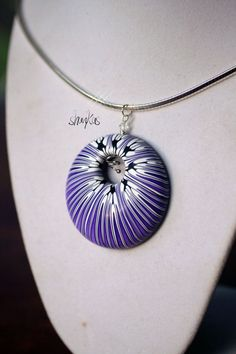 polymer clay pendant bail ideas - Szukaj w Google