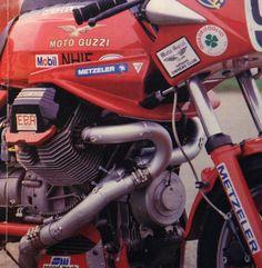 Moto Guzzi 1000 Le Mans Dr John Wittner