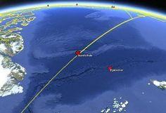 #شبكة_أجواء : زلزال نادر بقوة  4.7 يضرب تحت حافة جاكل أسفل براكين بحر القطب الشمالي الساعة 18:47 بالتوقيت العالمي في 22 أكتوبر 2016.