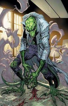 Curt Connors (Lizard)