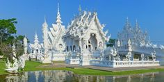 5 spettacolari foto di Wat Rong Khun, il Tempio Bianco di Chiang Rai