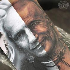 Tattoo On, First Tattoo, Portrait Tattoos, Instagram, Celebrities, Artist, Bayreuth, Celebs