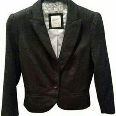Esprit Navy Blazer Beautiful Esprit Navy Blazer - worn once on an interview - excellent condition Esprit Jackets & Coats Blazers