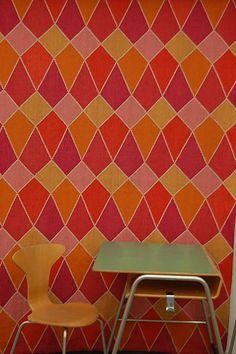 Scandinavian designer Arne Jacobsen | Wallpaper