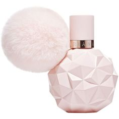 Ari By Ariana Grande Sweet Like Candy Eau de Parfum ($59) ❤ liked on Polyvore featuring beauty products, fragrance, perfume, cosmetics, beauty, makeup, filler, no color, eau de perfume and edp perfume