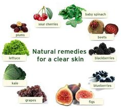 Do You Want A Clear Skin Now You Know   TipIt #Food #Drink #Trusper #Tip