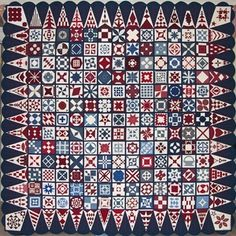 A Pilgrim's Quilts: Siggy swap - Block instructions (Dear Jane D13)