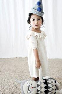 럭키보이선데이☆와들러 : 네이버 블로그 Little Girl Fashion, Kids Fashion, Little People, Little Girls, Boy Or Girl, Baby Boy, Korean Babies, Fabric Toys, Baby Models