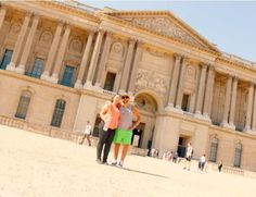 Paris Je T'aime-Louvre