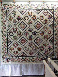 Little Brown Bird quilt - Quilt Pictures, Patterns & Inspiration... - APQS Forums