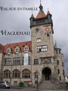 Balade en famille dans le nord de l'Alsace : Haguenau, sa forêt, ses monuments. Une petite ville à taille humaine qui se découvre sans mal avec des enfants.