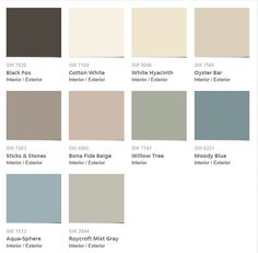 Peachy Candace Olsons Favorite Benjamin Moore Colors Contemporary Largest Home Design Picture Inspirations Pitcheantrous