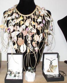 Wild Shell Necklace Tahiti