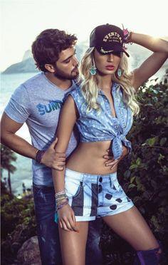 VERÃO 2014 - Eventual Jeans de olho no Rio de Janeiro - Notícias - Guia JeansWear