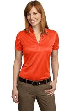 Port Authority Ladies Performance Fine Jacquard Polo L528 * You can find out more details at the link of the image.