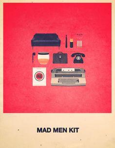 Mad Men by Alizée Lafon.