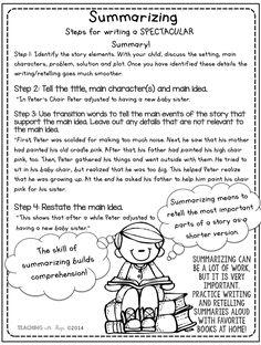 Short book summaries for school