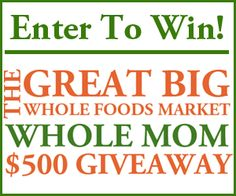 Whole Foods Market Sweepstakes