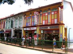 Little India, Singapore by Sara Spencer