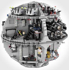 Lego Star Wars Todesstern: für Hardcore Fans und Erwachsene - http://www.sir-apfelot.de/lego-todesstern-4552/#utm_sguid=158380,f4ee968e-d41a-92a2-94c8-3f35cfedad8a