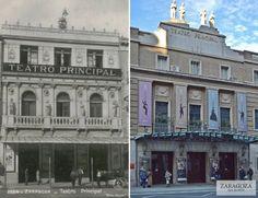 Teatro Principal Ayer & Hoy Zaragoza
