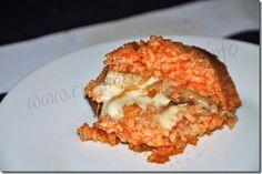 Timballo di riso, delizioso ed abbondante primo piatto siciliano tutto per voi con questo passo passo per realizzare la ricetta