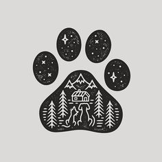 WEBSTA @ liamashurst - Design for @saveanimals Always love being asked to do work for brands that support wildlife! #graphicdesign #design #art #artwork #drawing #handdrawn #illustration #slowroastedco #outdoors #travel #explore #nature #adventure #mountains #tattoo #cabin #wildlife