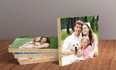 Groupon - Custom Photos on Bamboo from BambooPrints.com (Up to 86% Off). Five Sizes Available. in [missing {{location}} value]. Groupon deal price: $5