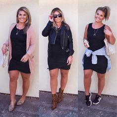 Fashion Tips Outfits .Fashion Tips Outfits Fashion Mode, Curvy Fashion, Look Fashion, Plus Size Fashion, Autumn Fashion, Girl Fashion, Fashion Outfits, Fashion Tips, Looks Plus Size