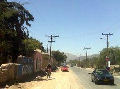 Avenida Los Carrera año 2005.