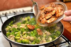 3 Ways to Make Vegetable and Chicken Stir Fry - wikiHow