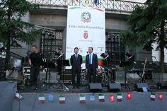 Fiesta de la República, Perugia 2010
