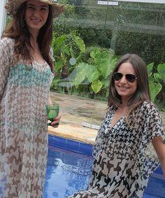 #vestidos#salidasdebaño#beish#piscina#Elena Urrutia
