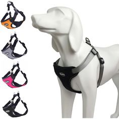 BINGPET No Pull Dog Harness Reflective for Pet Puppy Freedom Walking ** Read more  at the image link.