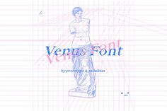 Venus Font by yaisal