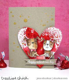 Have a Heart, Featuring Reverse Confetti | shurkus.com