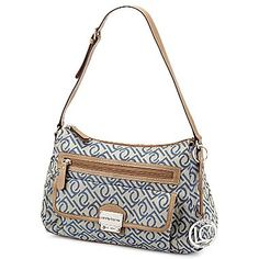 Liz Claiborne Town and Country Shoulder Bag - jcpenney