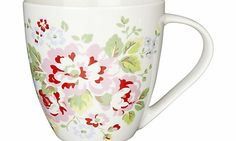 Cath Kidston Spray Flowers Mug With a sweet floral spray design and a generous size, this fine china mug by Cath Kidston is just perfect for lazy Sunday morning cups of tea. (Barcode EAN=5011109220072) http://www.comparestoreprices.co.uk/kitchen-accessories/cath-kidston-spray-flowers-mug.asp