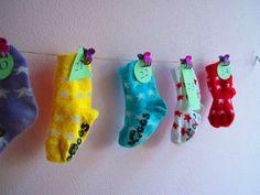 Advent Calendar (babysocks) VAN BRITT