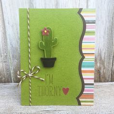 A personal favorite from my Etsy shop https://www.etsy.com/listing/226008546/im-thorny-cactus-greeting-card