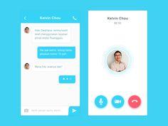 Chat Student App